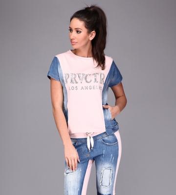 4be12b082bf RAW PROVOCATIV - Designerski Dres+ Cerkonie+ Jeans Dámské tepláky Dámské  Oděvy
